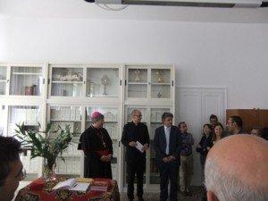 Inaugurazione Archivio Storico della Collegiata